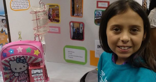 This 11 Year Old Girl Could Change The World And We Can Help Her